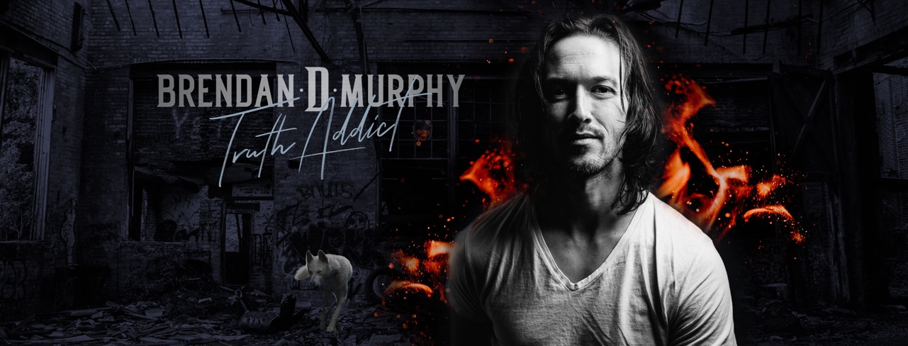 Brendan D. Murphy | Truth Addict and author of The Grand Illusion books