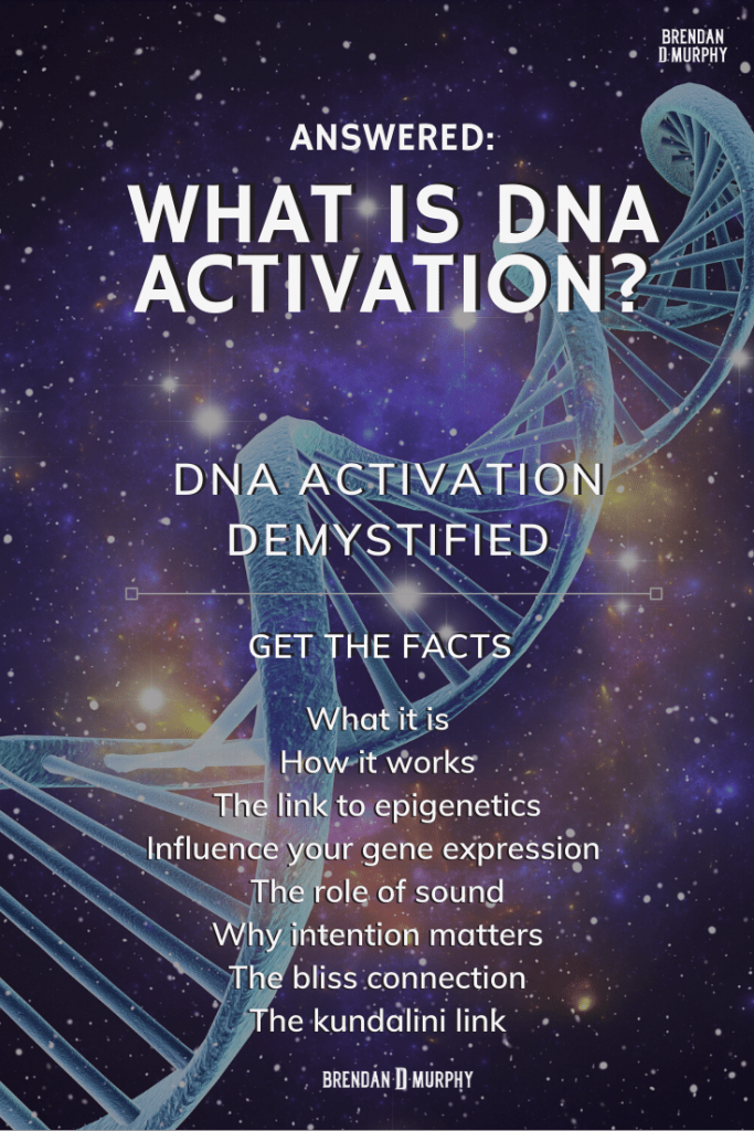 what is DNA activation